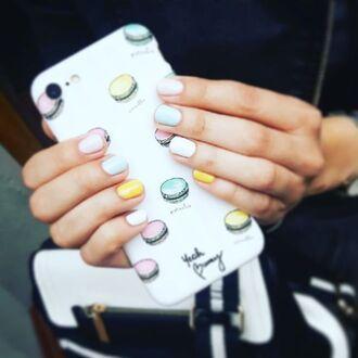 phone cover yeah bunny iphone macaroon cute sweet pink pastel