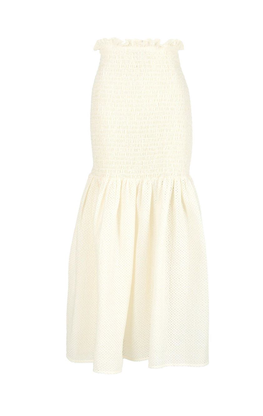 Marysia | Amorgos skirt in shell | Swim and Resort Wear