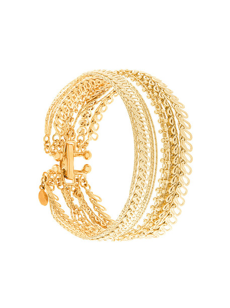 Wouters & Hendrix women gold silver yellow orange jewels
