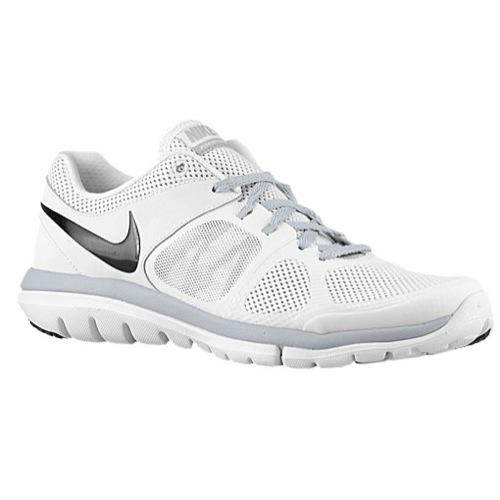 Nike Run Flex 2014 Des Femmes De Noir Et Blanc
