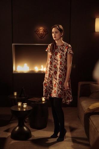 dress silky dress leighton meester gossip girl silk hi low dress gossip girl blair dress