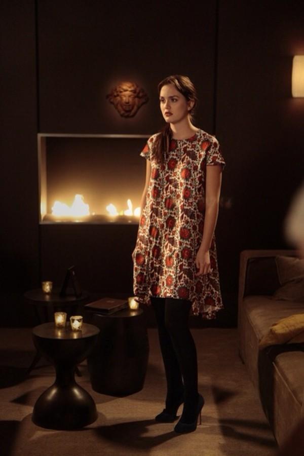 dress silk dress leighton meester gossip girl silk hi low dress gossip girl blair dress