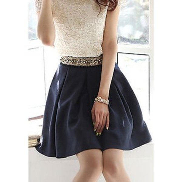 skirt fashion clothes shirt