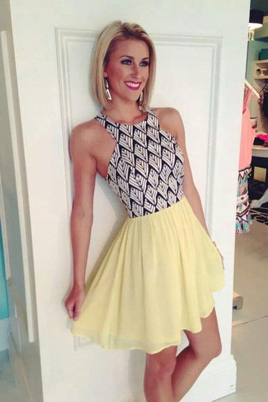 skirt blouse color high low skirts pale yellow