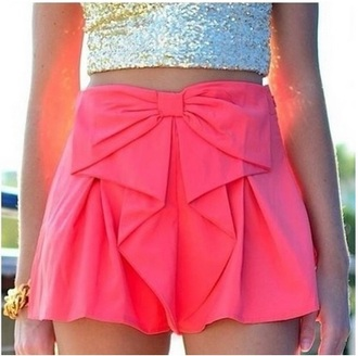 shorts summer dress summer outfits bows pink classy girly grunge party dress party outfits girl girly wishlist