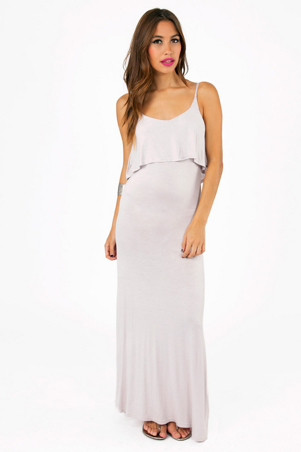 Modal Citizen Maxi Dress - Tobi