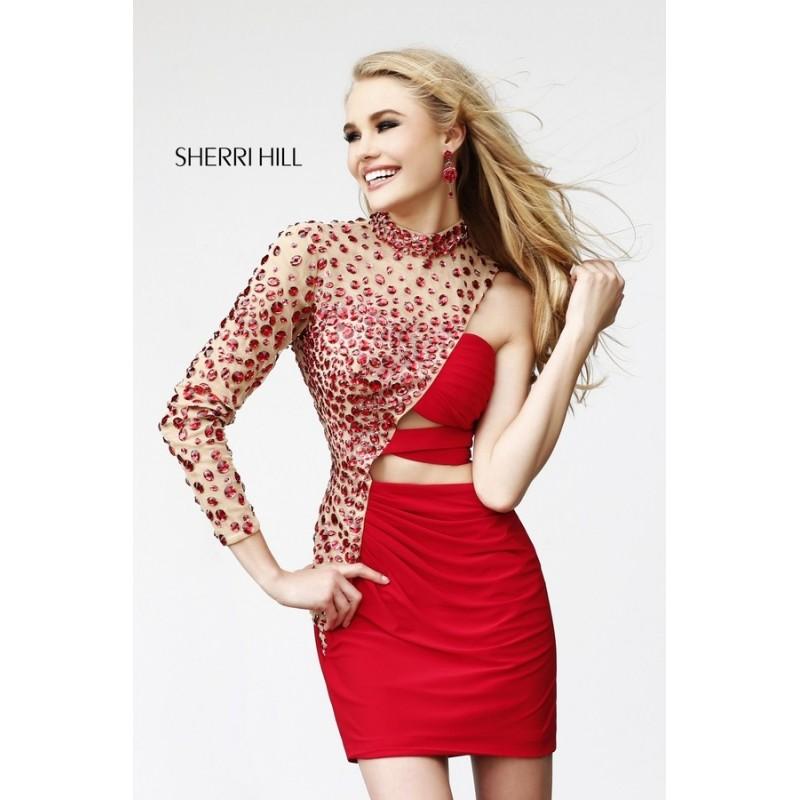 Sherri Hill Spring 2014 Style 21185 - Wedding Dresses 2018,Cheap ...
