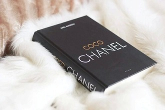 home accessory coco chanel book