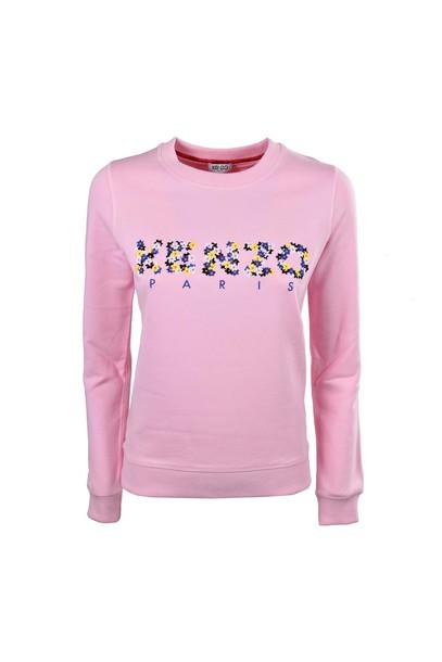 Kenzo sweatshirt classic rose sweater