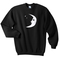 Moon sweatshirt - basic tees shop