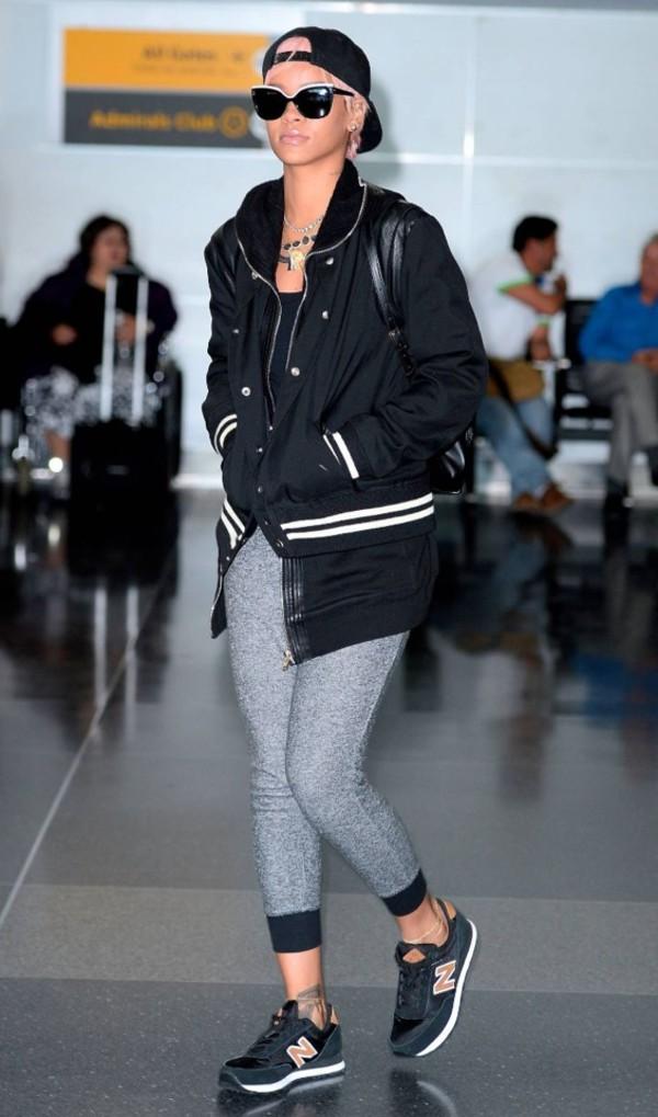 jacket leggings shoes