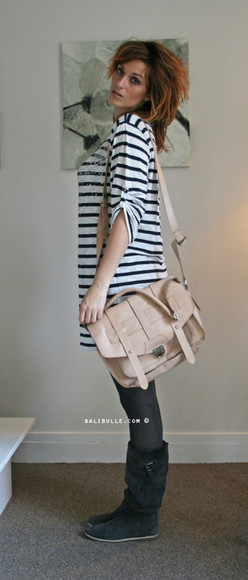 balibulle satchel brown bag