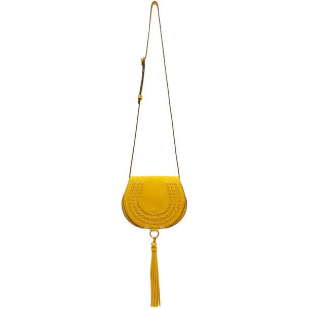 Chloé Chloé Yellow Small Marcie Mini Bag