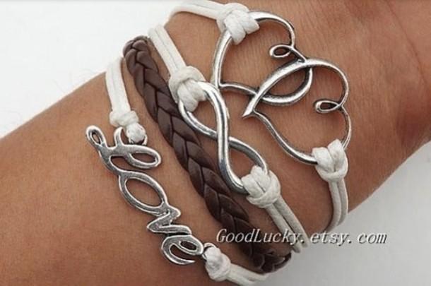 jewels bracelets silver gold