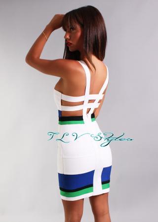 Bandage Dress Dresses Sexy Celeb Style