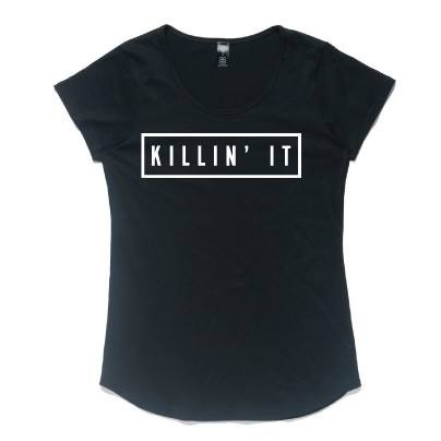 WOMENS KILLIN'IT TSHIRT - Womens