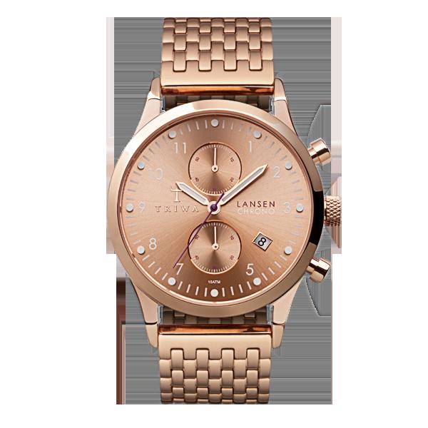 TRIWA - Watch - Rose Lansen Chrono