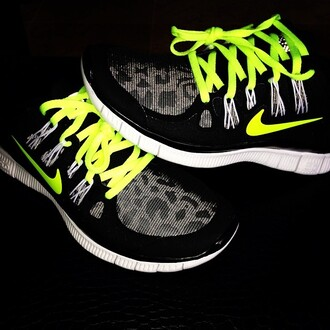 shoes nike black highlight