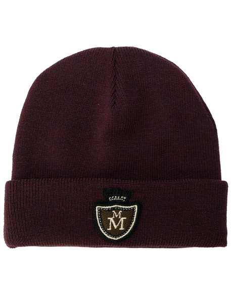 beanie brown hat