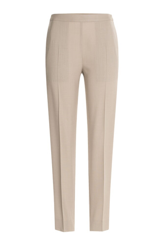 pants wool beige