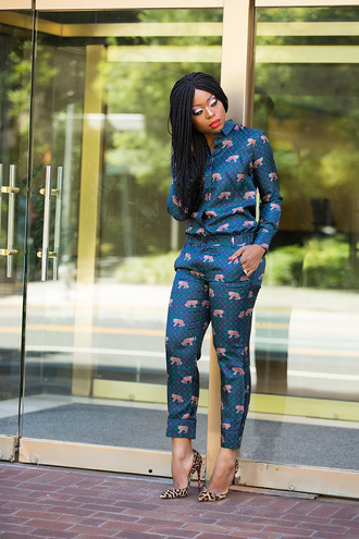 jadore-fashion blogger pants pajamas shirt shoes