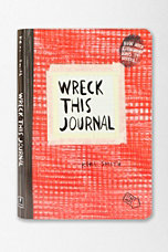 Wreck This Journal (Expanded Edition) By Keri Smith - Urban Outfitters