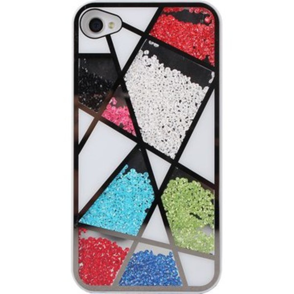 jewels iphone 4/4s/5 phone cover