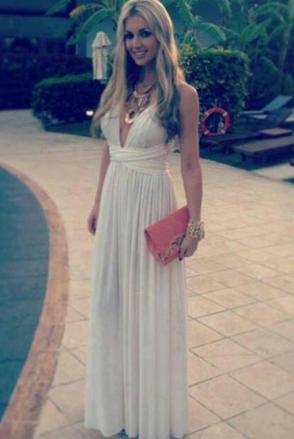 Tart Maxi Infinity Dress