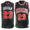 Michael jordan black jersey