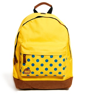 Mi-Pac | Mi-Pac Polkadot Backpack at ASOS
