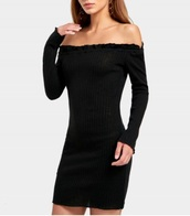 dress,girly,frilly,off the shoulder,off the shoulder dress,black dress,black,long sleeves,bodycon dress,long sleeve dress,bardot dress,bodycon,bodyocn dress,party dress,sexy outfit,sexy dress,sexy party dresses,sexy,party outfits,spring dress,spring outfits,fall dress,fall outfits,winter dress,winter outfits,classy dress,elegant dress,cocktail dress,cute dress,girly dress,date outfit,birthday dress,cluwear,clubwear,club dress,homecoming,homecoming dress,wedding clothes,wedding guest,engagement party dress,romantic dress,romantic summer dress,formal,formal dress,formal event outfit,prom,prom dress,short prom dress,black prom dress,summer holidays,holiday dress