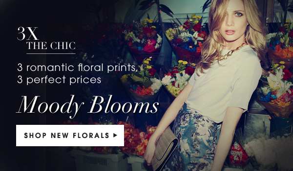 Pim   Larkin Printed Slip Dress | Piperlime