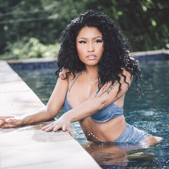 swimwear nicki minaj jewels
