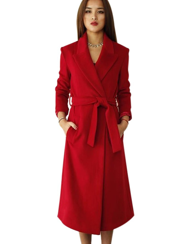 Down collar long coats at amazon women's coats shop