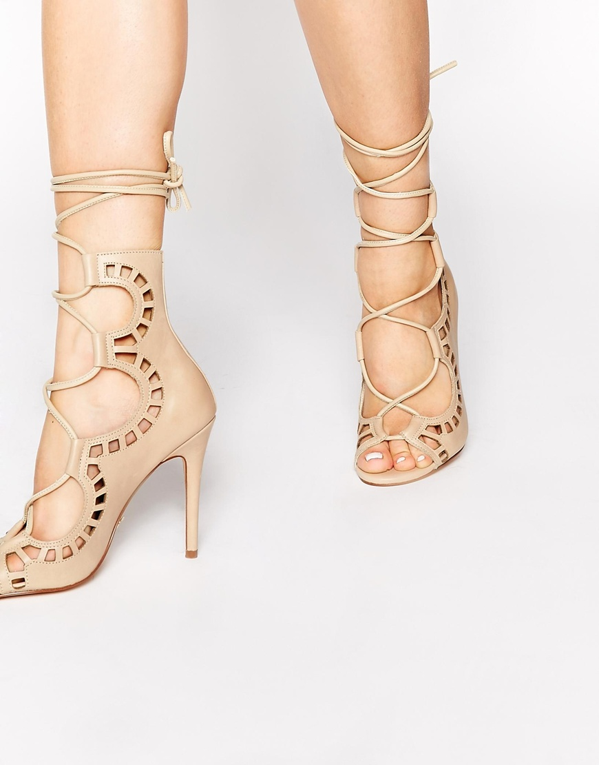 Asos Gold Shoes Uk