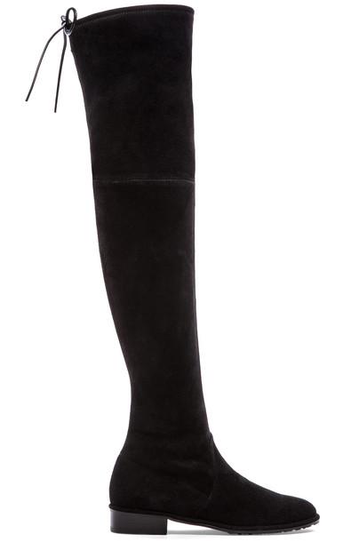 STUART WEITZMAN boot black