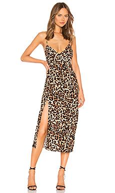Endless Summer Harper Slip Dress in Leopard from Revolve.com
