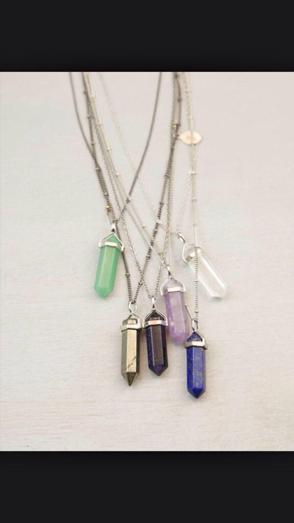 jewels charms pendant choker necklace necklace indie hipster fall outfits christmas crystal quartz