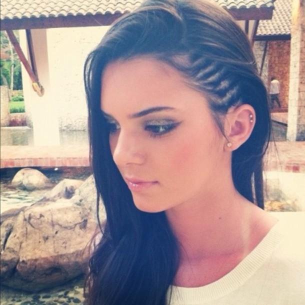 Kendall Jenner Ear Piercings
