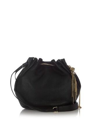 love bag bucket bag black
