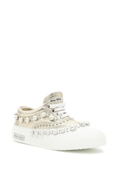 Miu Miu sneakers shoes