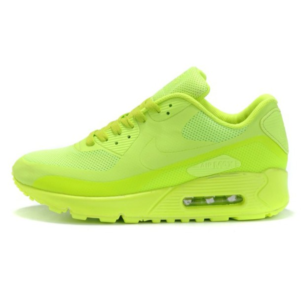 new arrival 0dee6 4817f shoes neon yellow nike air nike air max nike air max 90 neon yellow shoes  nike