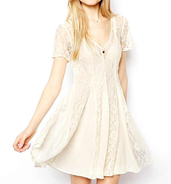lace dress elegant dress dress fabulous white dress