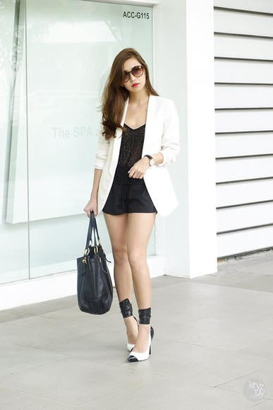 kryzuy jacket t-shirt shorts shoes bag sunglasses