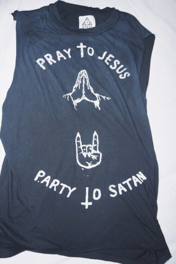 sleeveless t-shirt quote on it shirt