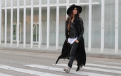 madame rosa,blogger,jacket,t-shirt,hat,cardigan,nike shoes