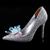 CHIKO Cinderella Crystal Pumps