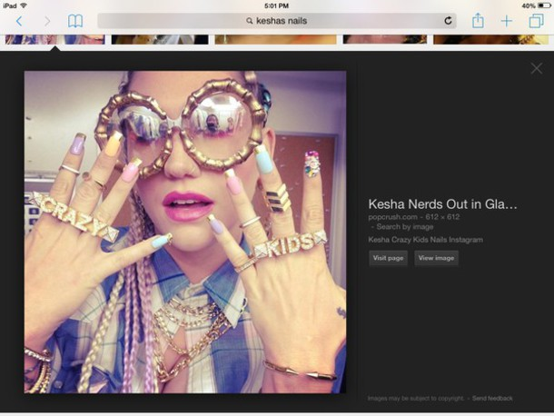 sunglasses kesha