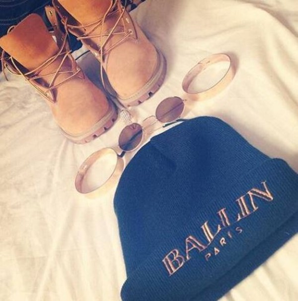 hat timberland ballin bonnet beige black ballin paris shoes