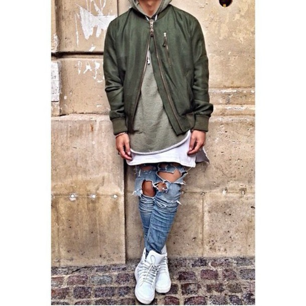 Green Mens Jacket - Shop for Green Mens Jacket on Wheretoget